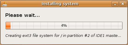 Ubuntu Install Part 6