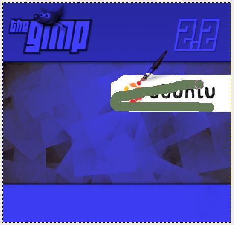 Gimp 2.3 Foreground Select