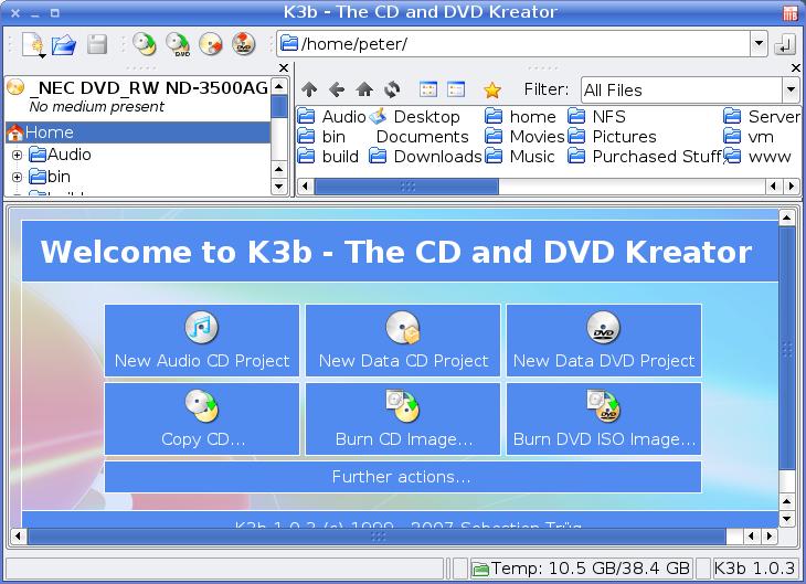 k3b windows