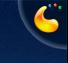 Add Widget icon on KDE 4 desktop