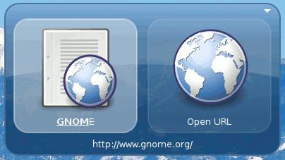GNOME Do URL