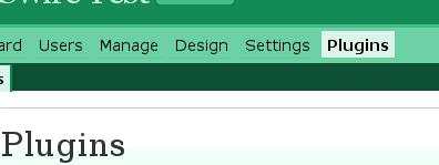 bbPress Plugins page screenshot