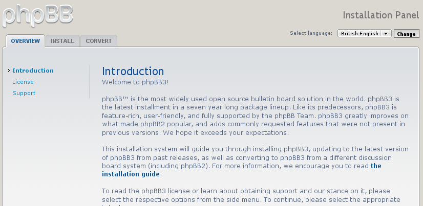 Open Source Forum Shootout - phpBB | FOSSwire
