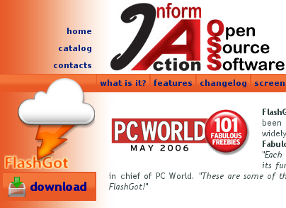 Download FlashGot