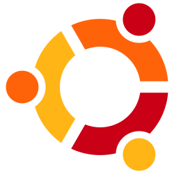 Ubuntu 'Circle of Friends' logo