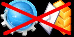 No bundled apps image