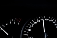 Speedometer image - source http://www.sxc.hu/photo/1098526