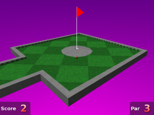 Playing Neverputt